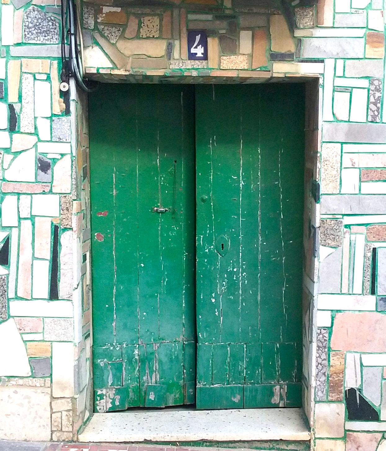 Tarifa cádiz street art doors and other interesting photos