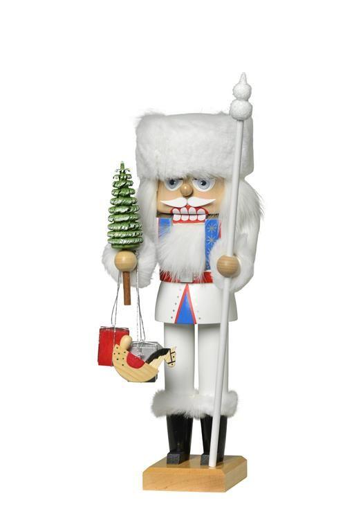 Russian Santa Nutcracker