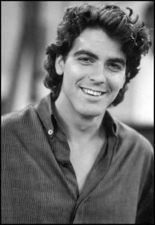George Clooney Back On The Roseann Show, Before He Was So