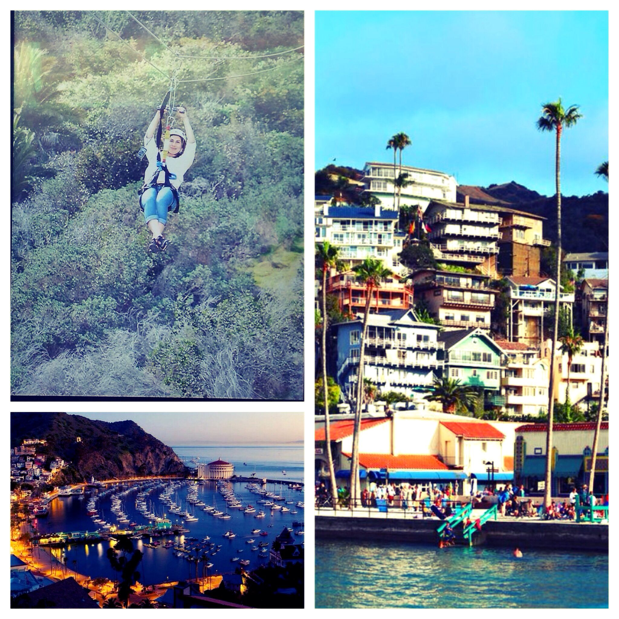No time, or on a budget try staying in Catalina Island for