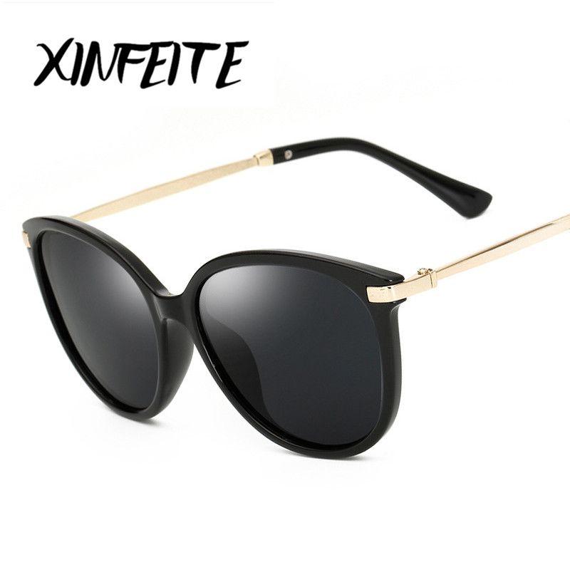 e42778c33eb8 XINFEITE 2017 Brand Design Men   Women Polarized Sunglasses Male Driving  Eyewear Shadow Retro Luxury Sun