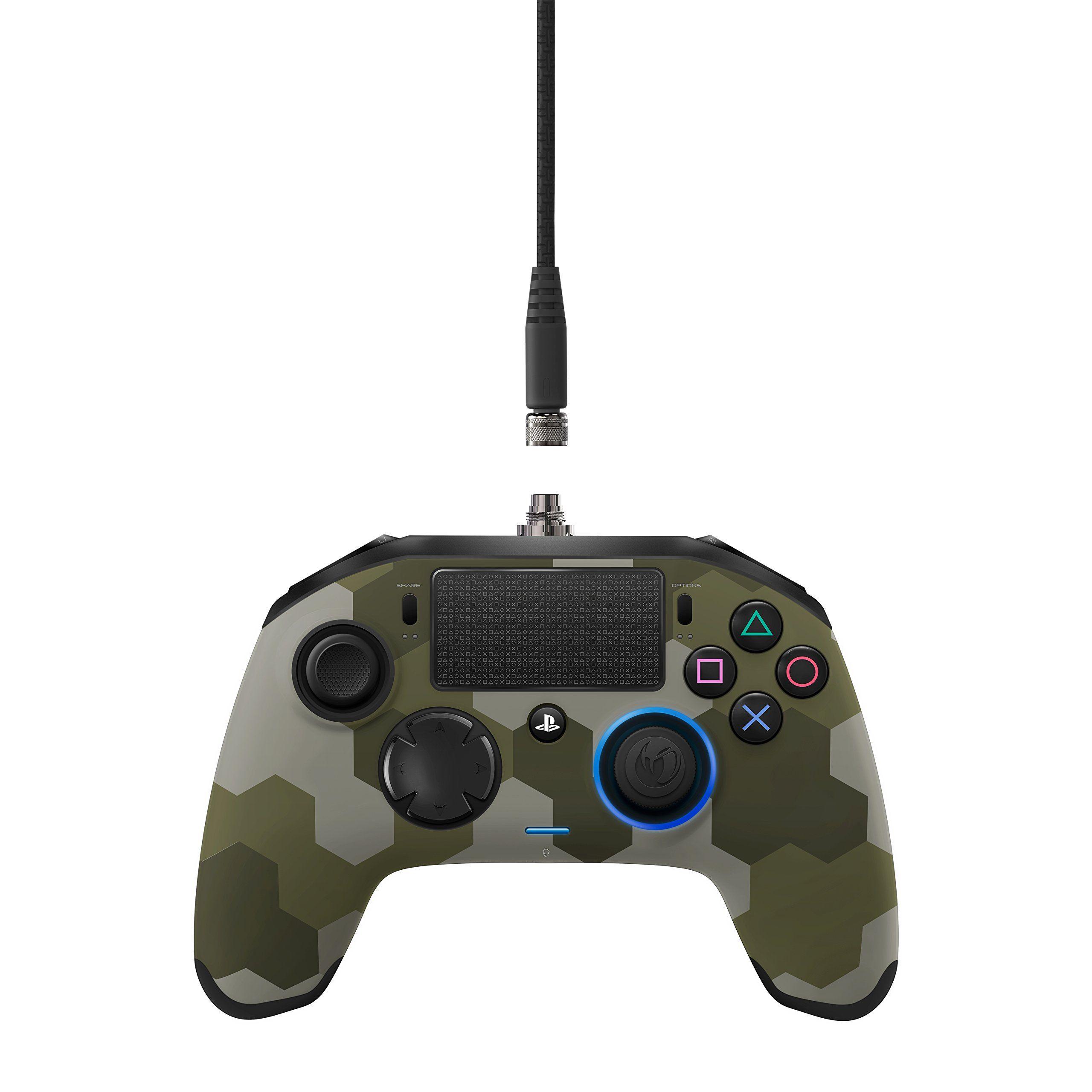 NACON Revolution PRO Controller Gamepad Camo Green Edition