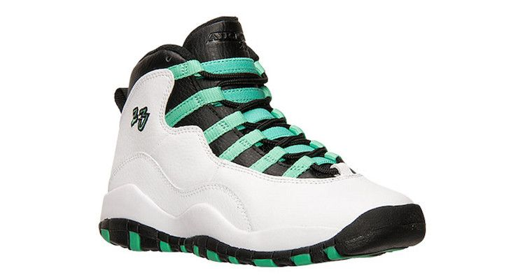 premium selection 56fc3 df736 green and white air jordans for girls