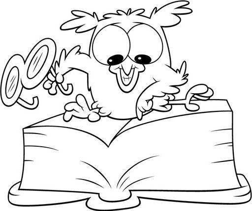 Día Del Libro Dibujos De Libros Animados Dibujos Y