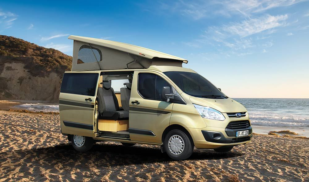Ford Transit Custom Multistyle Mees Mobility Center Ford