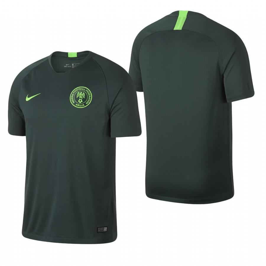 new product 9ccf6 e96c8 Nigeria new nike adult football soccer wc18 away jersey ...