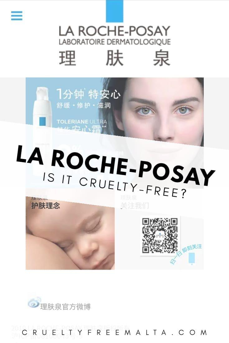 Park Art|My WordPress Blog_La Roche Posay Cruelty Free Dupe