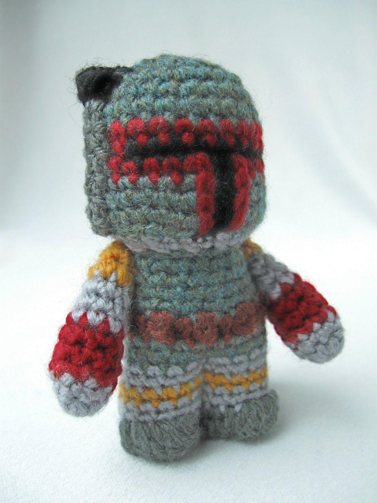 Free crochet amigurumis star wars google search crochet crazy free crochet amigurumis star wars google search bankloansurffo Images