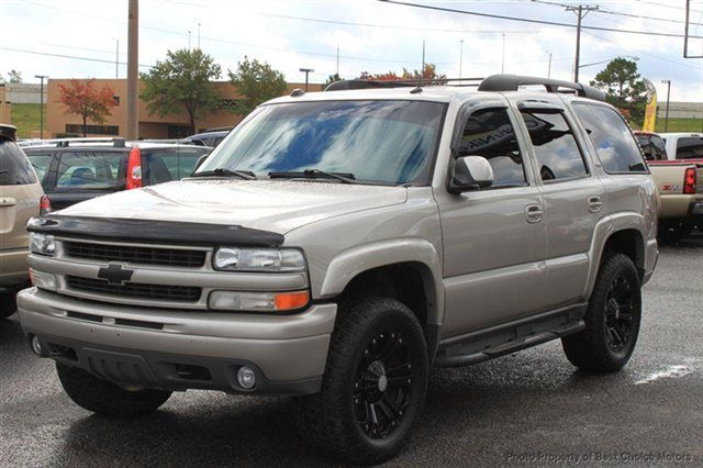 2005 Used Chevrolet Tahoe Z71 At Best Choice Motors Serving Tulsa