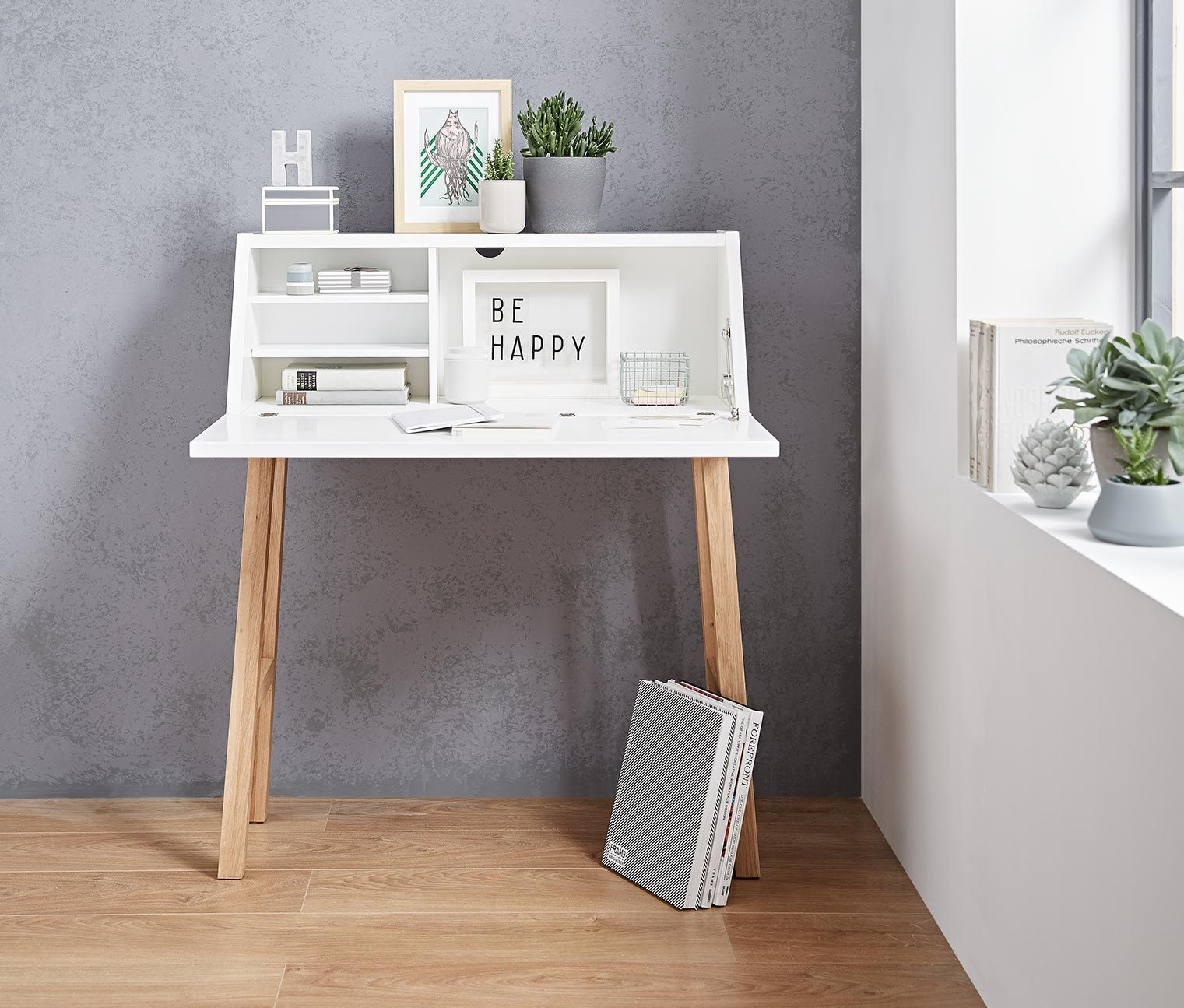 Mini Sekretär Sekretär 木作 Pinterest Desk Secretary Desks And Home Office