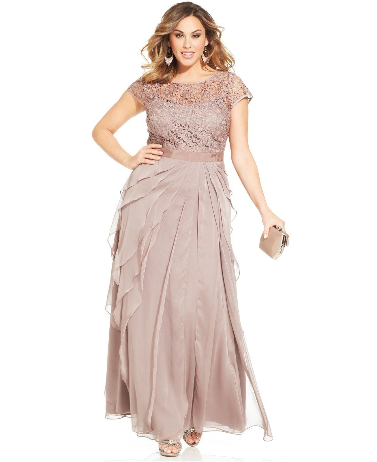 4d1903ae5f2 Vestidos para gorditas elegantes ¡MARAVILLOSAS TENDENCIA EN OUTFITS ...