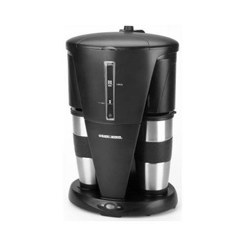 Black Decker Ddcm200 Dual Personal Coffeemaker And Stainless Http