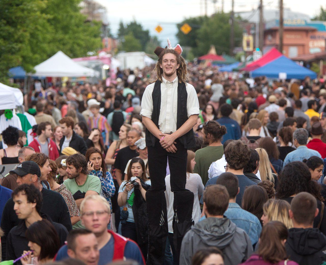 "Sample food and beverage and plenty of the famous ""Keep Portland Weird"" spirit at these free and almost-free attractions."