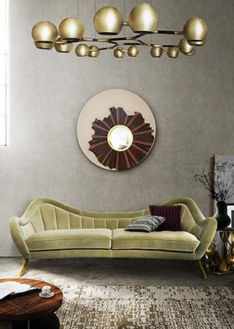 Luxury European Furniture Manufacturers Mid Century Modern