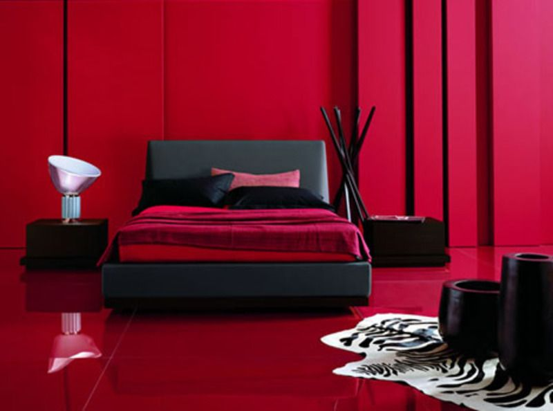 17 Genius Photos Of Red Bedroom Ideas Pictures