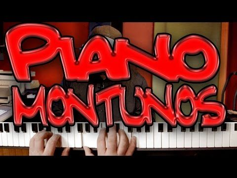 Salsa Piano Montuno Lesson#1 - YouTube | Latin Music | Pinterest ...