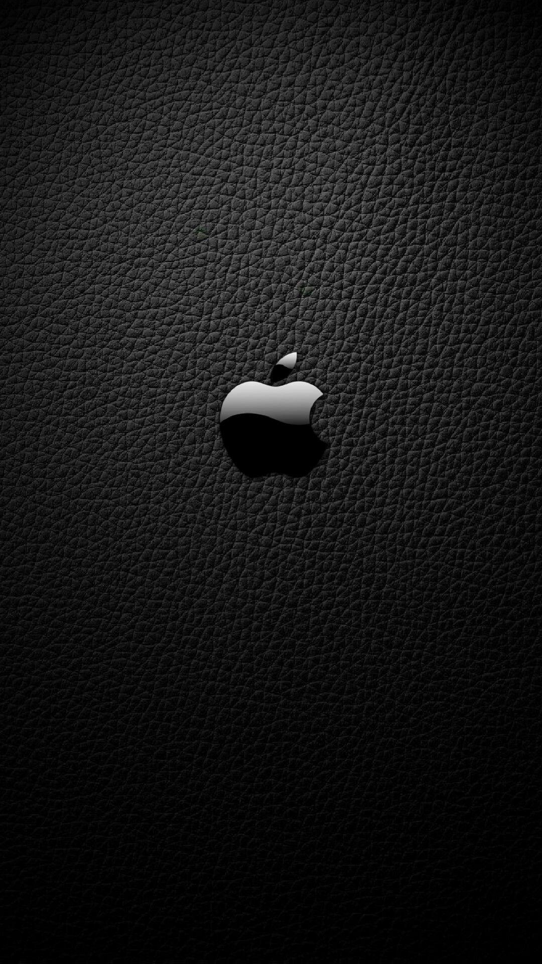 простые черная картинка для обоев на айфон украшает