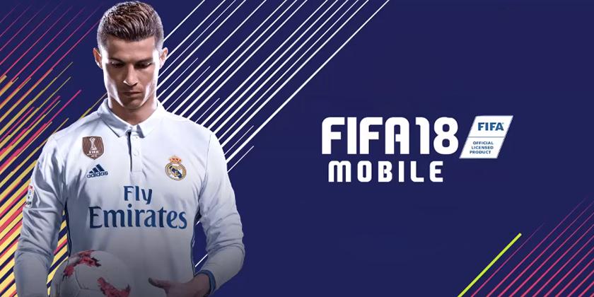 Fifa 18 Mobile Soccer Android Mod Version 10 3 00 Fifa Fifa18mobile Fifamobile Android Androidgames Yamijigames Fifa Nba Live Mobile Hack Fifa 16 Game