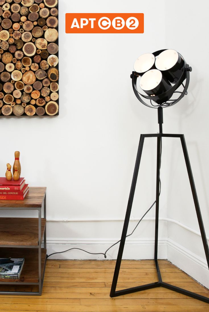 Big Statement Lamps Are A Great Addition To A Room See The Signal Floor Lamp In The Aptcb2