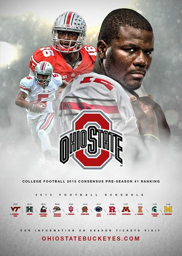 Mobile Apps Fan On Ohio State Football Schedule Ohio State