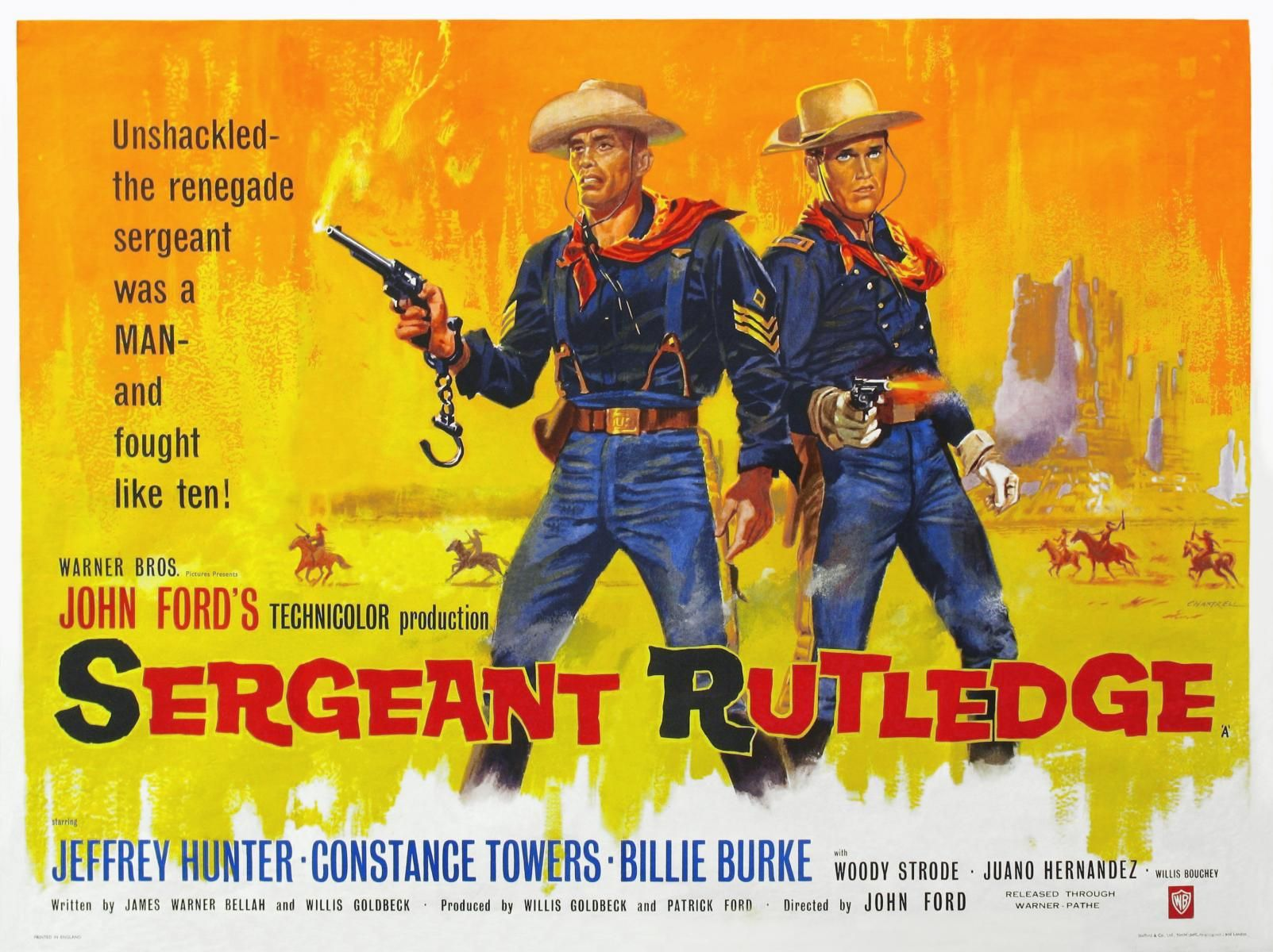 Download Sergeant Rutledge Full-Movie Free