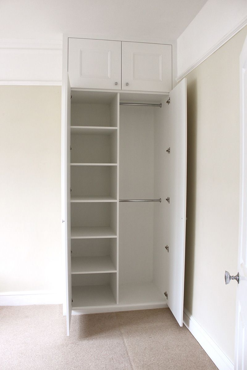 Past Work Alcove Wardrobe Traditional Bedroom Furniture