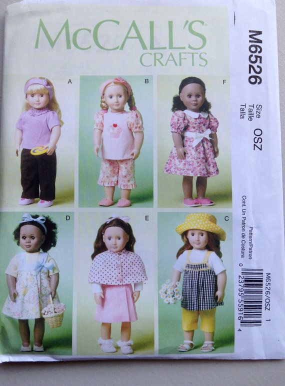 NEW American Girl Pattern Cape Hat Cupcake by designsbyfancyrose ...