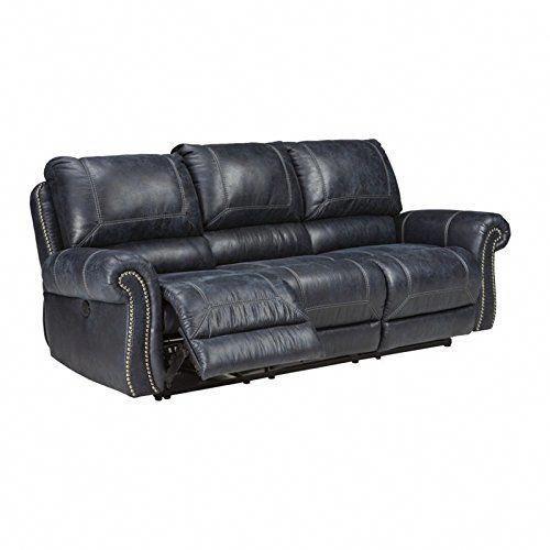 Review Ashley Furniture Signature Design Milhaven Faux Leather