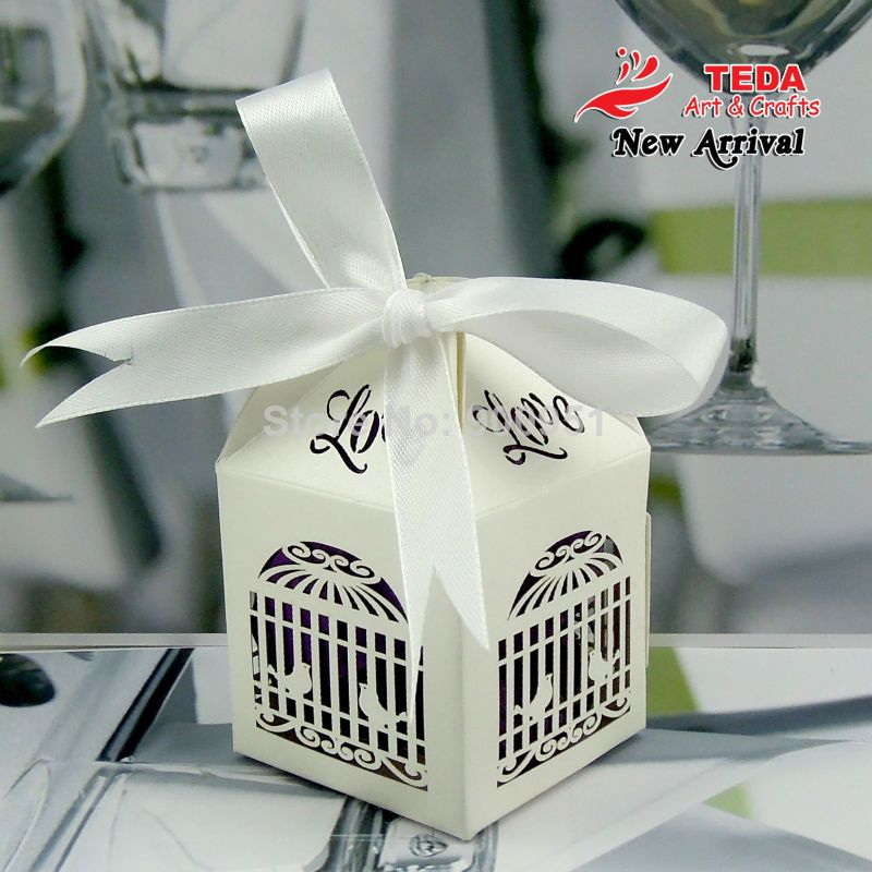 2014 New Favor Box From Mery Crafts Wedding Favor Box In China 108 00