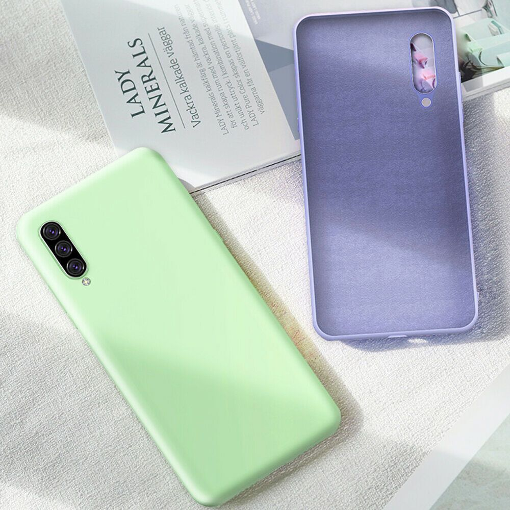 Liquid Silicone Phone Case Full Protective For Samsung Galaxy S10 A50 A70 Cover Afflink In 2020 Samsung Phone Cases Silicone Phone Case Phone Cases Protective