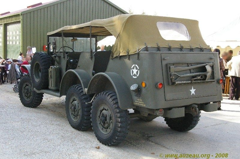 Dodge Weapons Carrier, Power Wagon, M37, etc  | Wolf  | Dodge