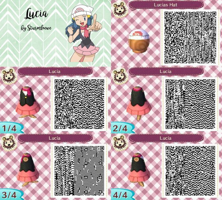 Pin By Hannah Gober On Video Games Animal Crossing Qr Codes