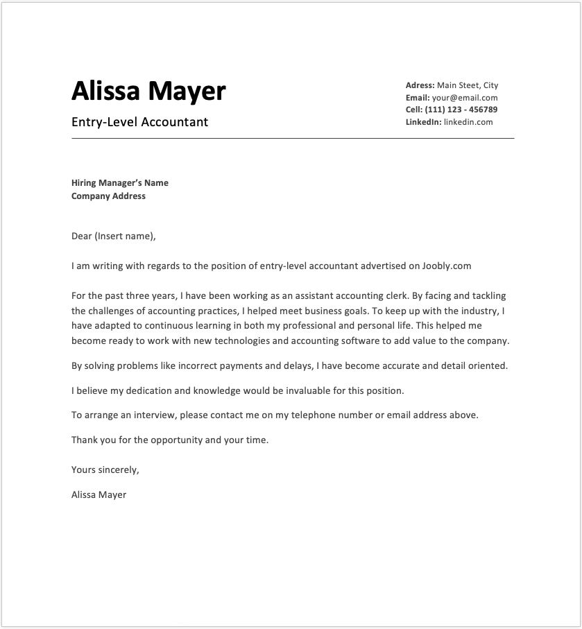 Cover Letter Examples To Get Inspired In 2020 Writing A Cover Letter Cover Letter For Resume Cover Letter Example Templates