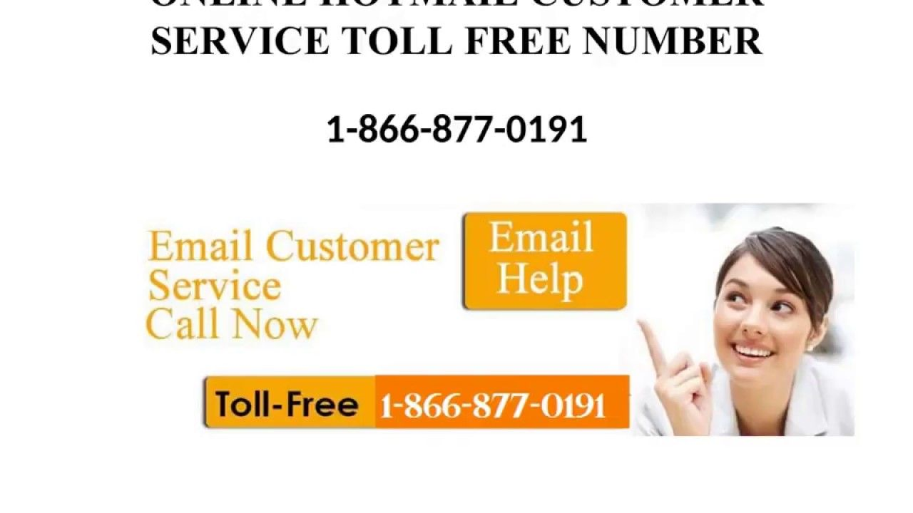 Hotmail customer service toll free number 18668770191
