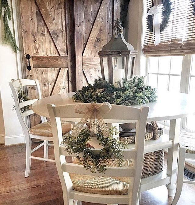 Congratulations To Stephanie Theserendipityhome This Weeks Feature For Styleitupwe Pottery Barn Kitchen Table Table Centerpieces For Home Pottery Barn Table
