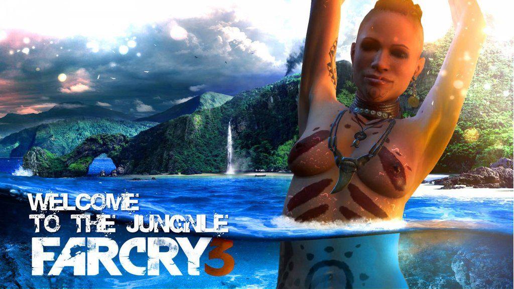 Far cry 3 citra by xkalipso deviantart com on @deviantART