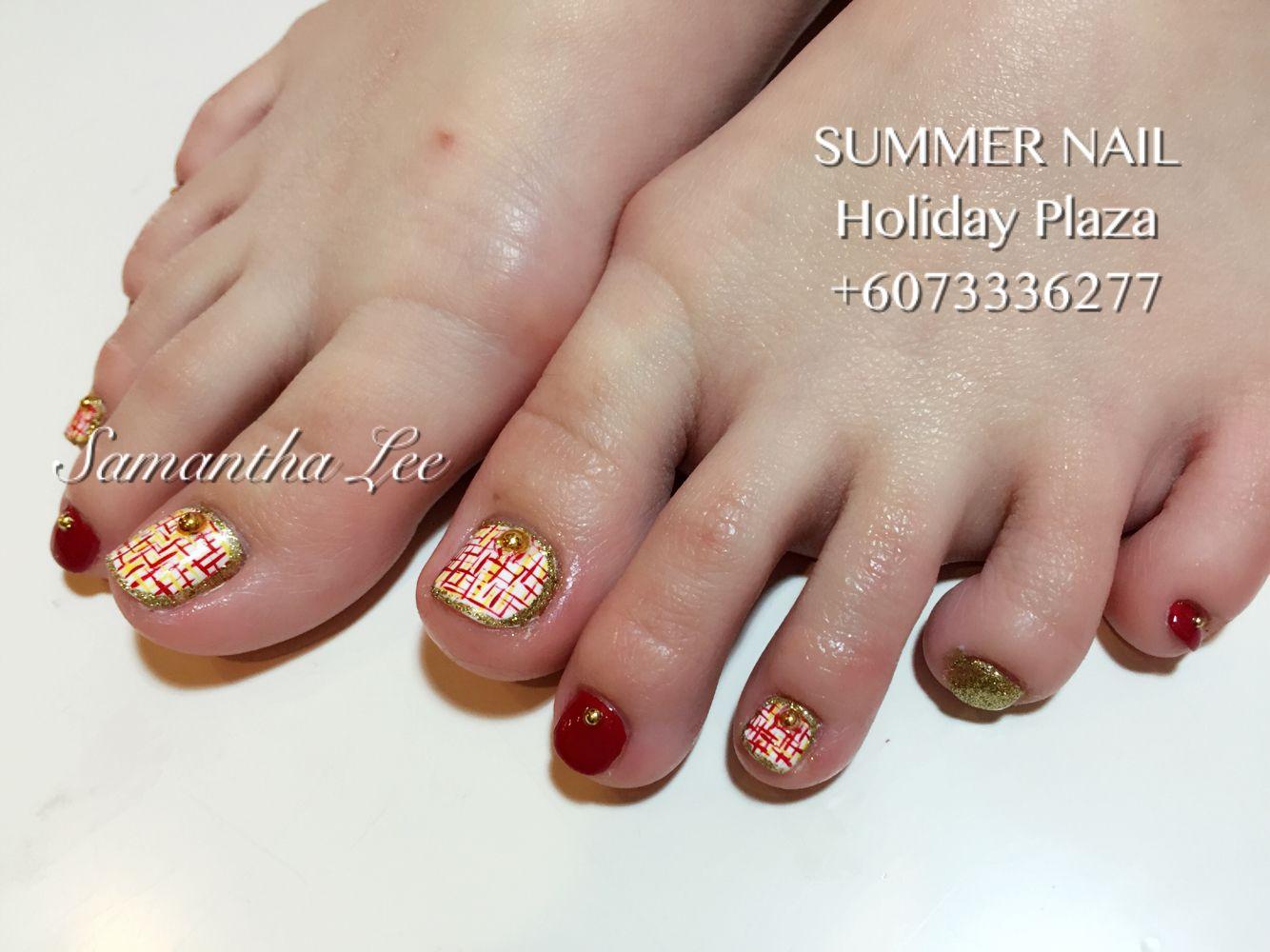 Summer Nail Holiday Plaza Mcdonald S Upstairs 3rd Floor 6073336277 Whatsapp 60163188359 Instagram Summ Artificial Nails Gel Pedicure Gel Manicure