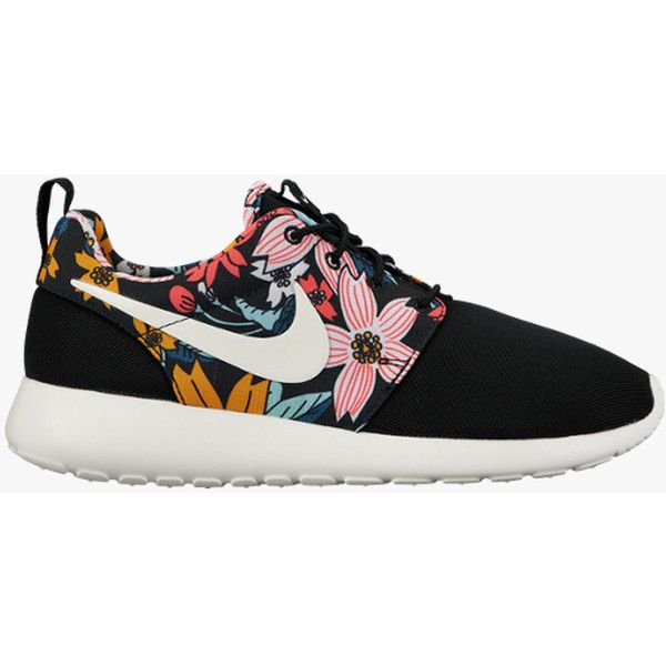 967ef0cbd6f33 Nike Womens Roshe Run Print ( 83) ❤ liked on Polyvore featuring shoes