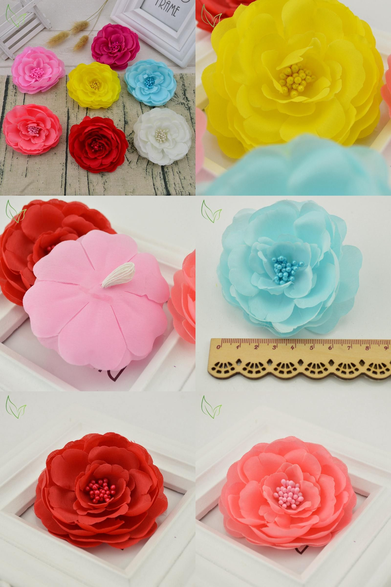 Visit To Buy 7 Cm Silk Fake Flower Dried Camellia Artificial