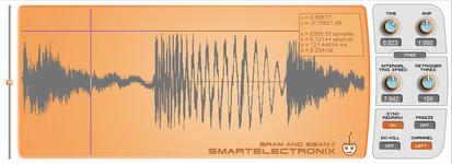 I love this free waveform visualisation plugin  Too bad it's not