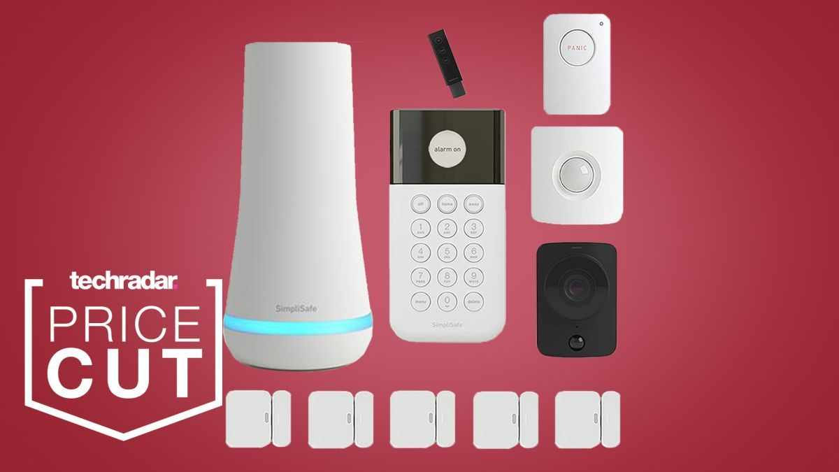 All Simplisafe Security Systems Are Half Price In This Black Friday Sale Wireless Home Security Systems Home Security Systems Wireless Home Security