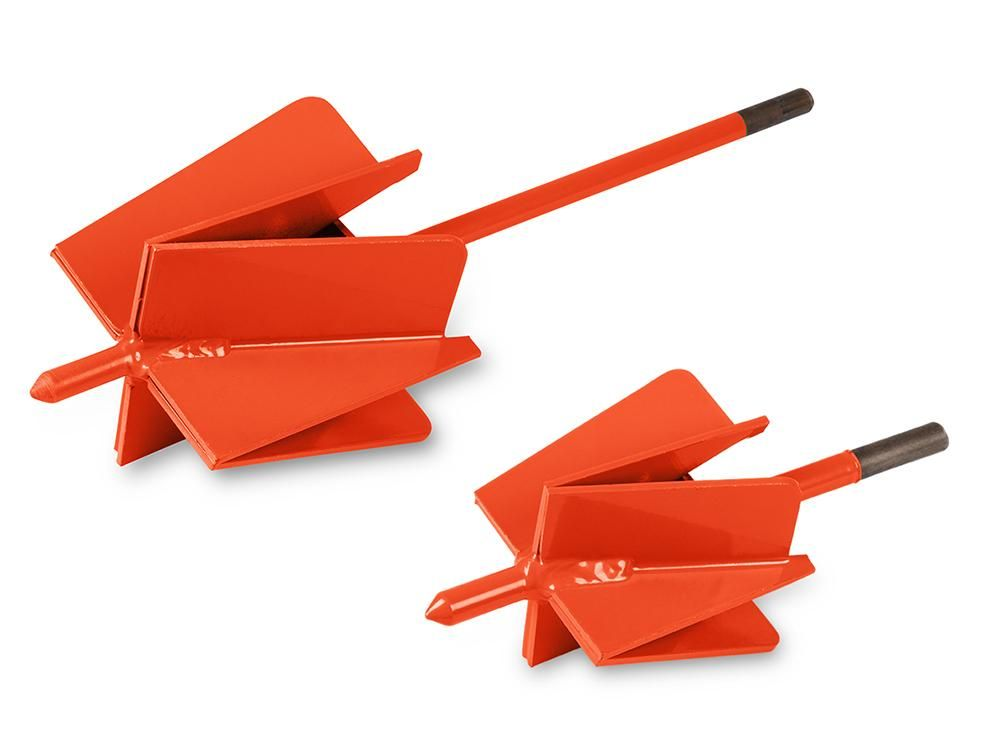 The Maxbit Garden Hole Digging Drill Bits With Extension Garden