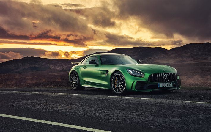Mercedes Amg Gt R Road Cars Supercars German Cars