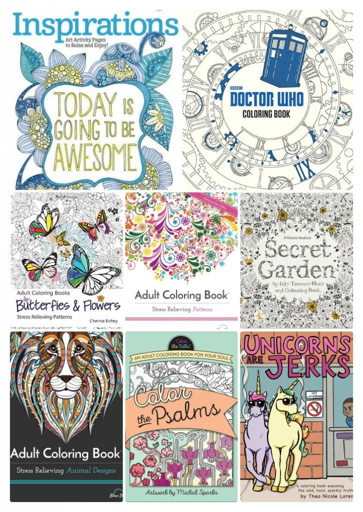 Adult Coloring Books | Pinterest | Coloring books and Books
