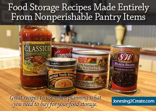 Great recipes for figuring out what to buy for food storage it great recipes for figuring out what to buy for food storage it makes it so forumfinder Choice Image