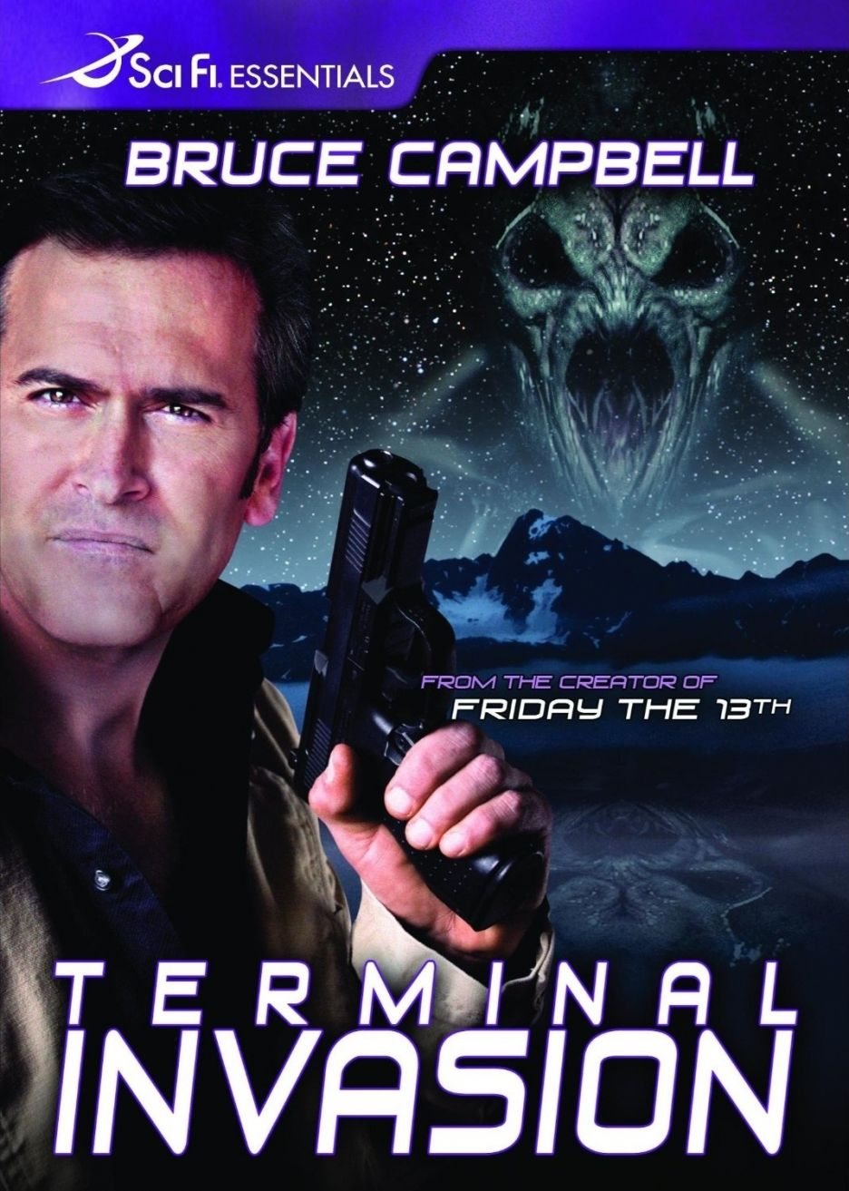 Terminal Invasion Filth film, Bruce campbell, Online