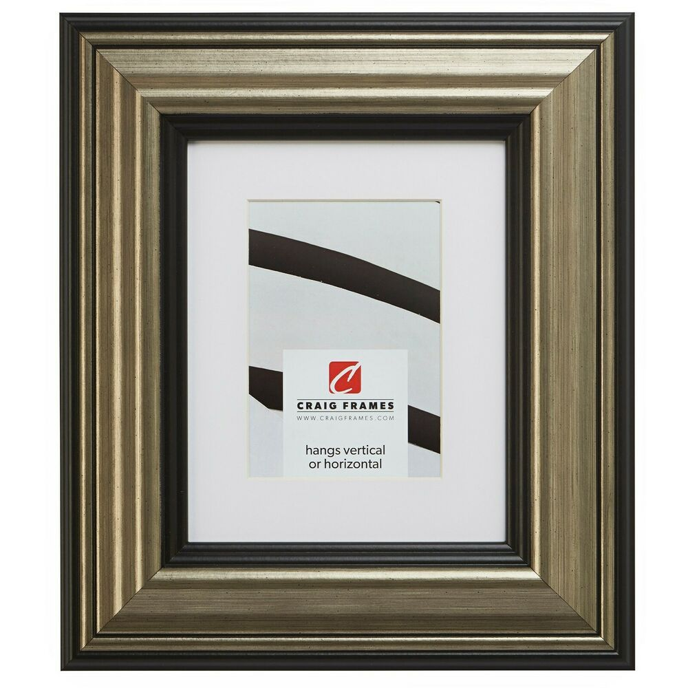 21307202 24x30 Aged Silver Black Picture Frame Matted To Display A 20x26 Photo Fashion Home G Picture Frame Mat Black Picture Frames Picture Frame Molding