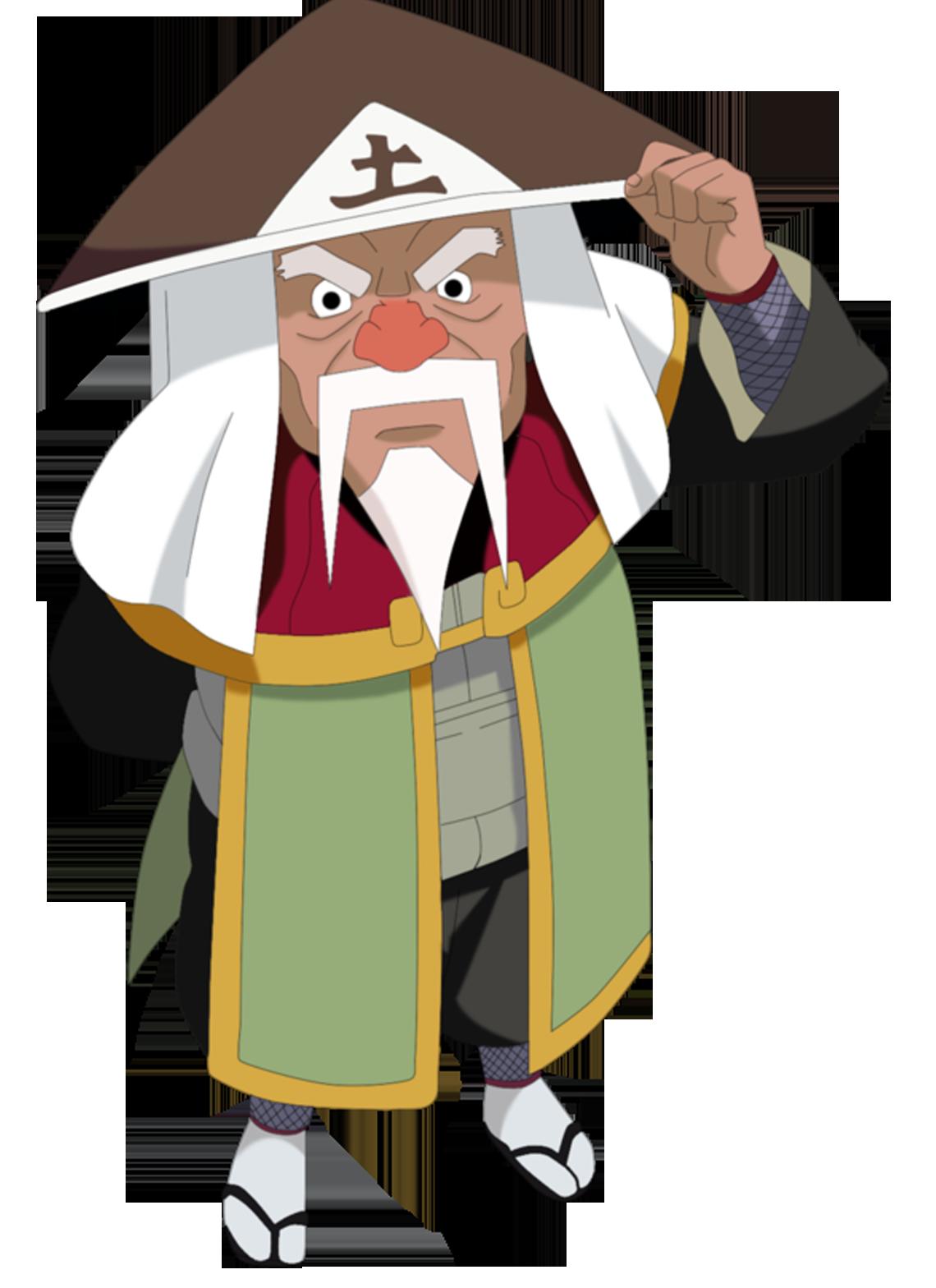 Onoki - 3rd Tsuchikage   Boruto personagens, Naruto ...