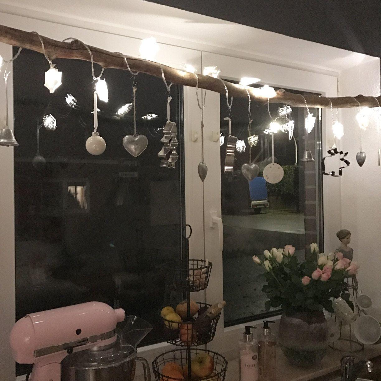 wochengl ck r ckblick 171216 in 2018 crafting pinterest fr ulein ordnung deko ast und. Black Bedroom Furniture Sets. Home Design Ideas