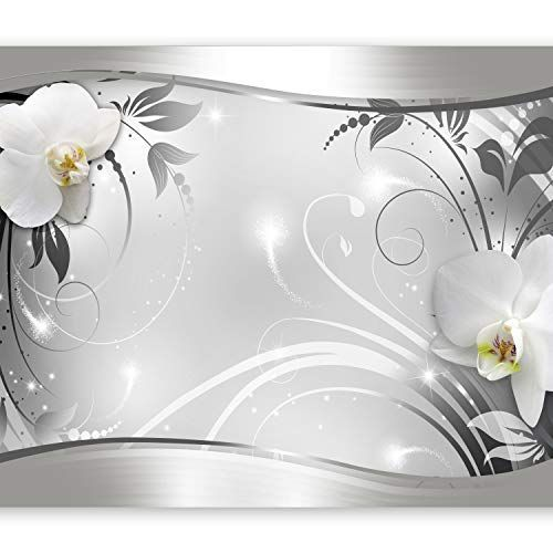 murando Fototapete Blumen 300x210 cm Vlies Tapete